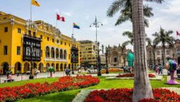 Viaje a Perú con el CPCE